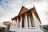 Temple near Wat Arun in Bangkok — Stockfoto