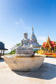Pagoda tha ton Tapınak, Tayland. — Stok fotoğraf
