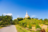 Pagoda of  Tha Ton Temple, Thailand. — Stock Photo