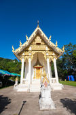 One of 7 level in Wat Thaton temple, Thailand — Stock Photo