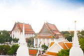 Templo em bangkok, tailândia — Fotografia Stock