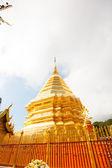 ват пхра что doi suthep в чианг май, таиланд — Стоковое фото