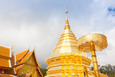 Wat Phra That Doi Suthep in Chiang Mai, Thailand — Stock Photo