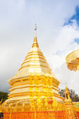 Wat Phra That Doi Suthep in Chiang Mai, Thailand — Stock Photo