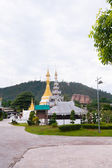Temple in  Mae Hon Song, Thailand — Foto de Stock