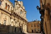 Lecce, Puglia — Stock Photo