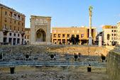 Lecce, apulien — Stockfoto