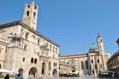 Ascoli Piceno (Italy) — Stock Photo