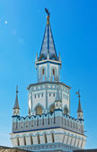 Izmailovsky Kremlin, Moscow, Russia — Stock Photo