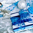 Christmas gifts — Foto de stock #12865118