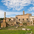 Stock Photo: Foro Romano, Roma