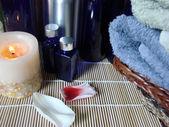Natura morta di aromaterapia — Foto Stock