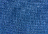 Blue textile pattern — Stock Photo