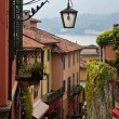 Bellagio, lake Como, Italy - Stock Photo