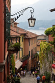 Bellagio, lake Como, Italy — Stock Photo