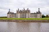 Chambord castle — Stock Photo