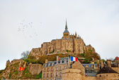 Mont Saint-Michel, France — Stock Photo