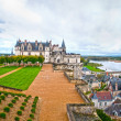 Amboise castle, France - Stock Photo