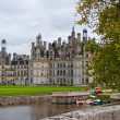 Chambord castle - Stock Photo