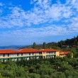 Hotel in Sithonia, Chalkidiki, Greece — Stock Photo