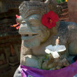 Stock Photo: Demon statue, Ubud, Bali, Indonesia