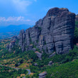 The Holy Monastery of St. Nicholas Anapausas, Meteora, Thessaly, Greece — Stock Photo
