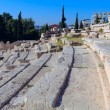 Theater of Dionysos, Acropolis, Athens, Greece — Stock Photo #12853416