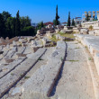 Theater of Dionysos, Acropolis, Athens, Greece — Stock Photo