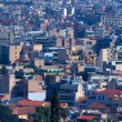 View on Athens from Acropolis, Athens, Greece — Stock Photo