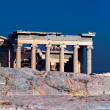 Erechteion, Acropolis, Athens, Greece — Stock Photo #12853441