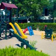 Children playground — Stock Photo #12853482