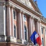 Capitole de Toulouse, France — Stock Photo
