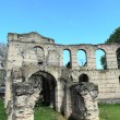 Palais Gallien, Roman amphitheatre (2 c.), Bordeaux, France - Stock Photo
