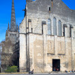 Cathdrale Saint-Andr (11th-15th c.), UNESCO heritage site, - Stockfoto