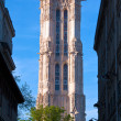 Saint-Jacques Tower ( Tour Saint-Jacques) (1509-1523), Paris, France — Stock Photo