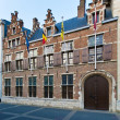 House-museum of Rubens, Antwerp, Belgium - Stock Photo