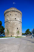 白色塔、 萨洛尼卡、 马其顿、 希腊 — 图库照片
