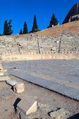 Theater of Dionysos, Acropolis, Athens, Greece — Stock Photo
