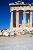 Parthenon, Acropolis, Athens, Greece — Foto de Stock