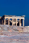 Erechteion, Acropolis, Athens, Greece — Stok fotoğraf