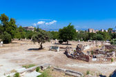 Agora, Acropolis, Athens, Greece — Stock Photo