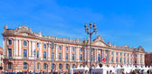 Capitole de Toulouse, France — Stock Photo