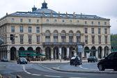 Teatro, bayonne, francia — Foto Stock