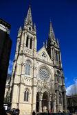 Eglise Saint-Louis des Chartrons, Bordeaux, France — Stock Photo