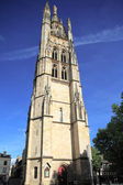 Tour Pey-Berland, belltower of Cathédrale Saint-André (11th- — Stock Photo