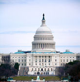Capitol Building, Washington DC, USA — Stock Photo