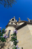Alexander Nevskiy cathedral of orthodox church, Paris, France — Stock Photo