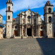 Stock Photo: Cathedral of Virgin Mary of Immaculate Conception (1748-