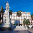 Statue of Jose Marti, Havana, Cuba — Stock Photo