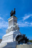 Statue of General Maximo Gomez, Havana, Cuba — Stock Photo